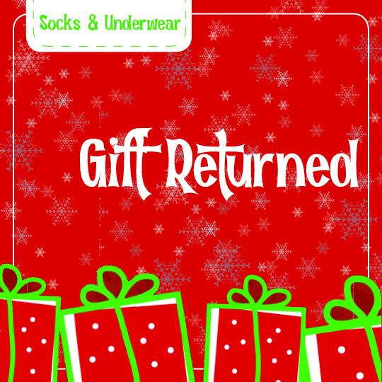 Gift Returned