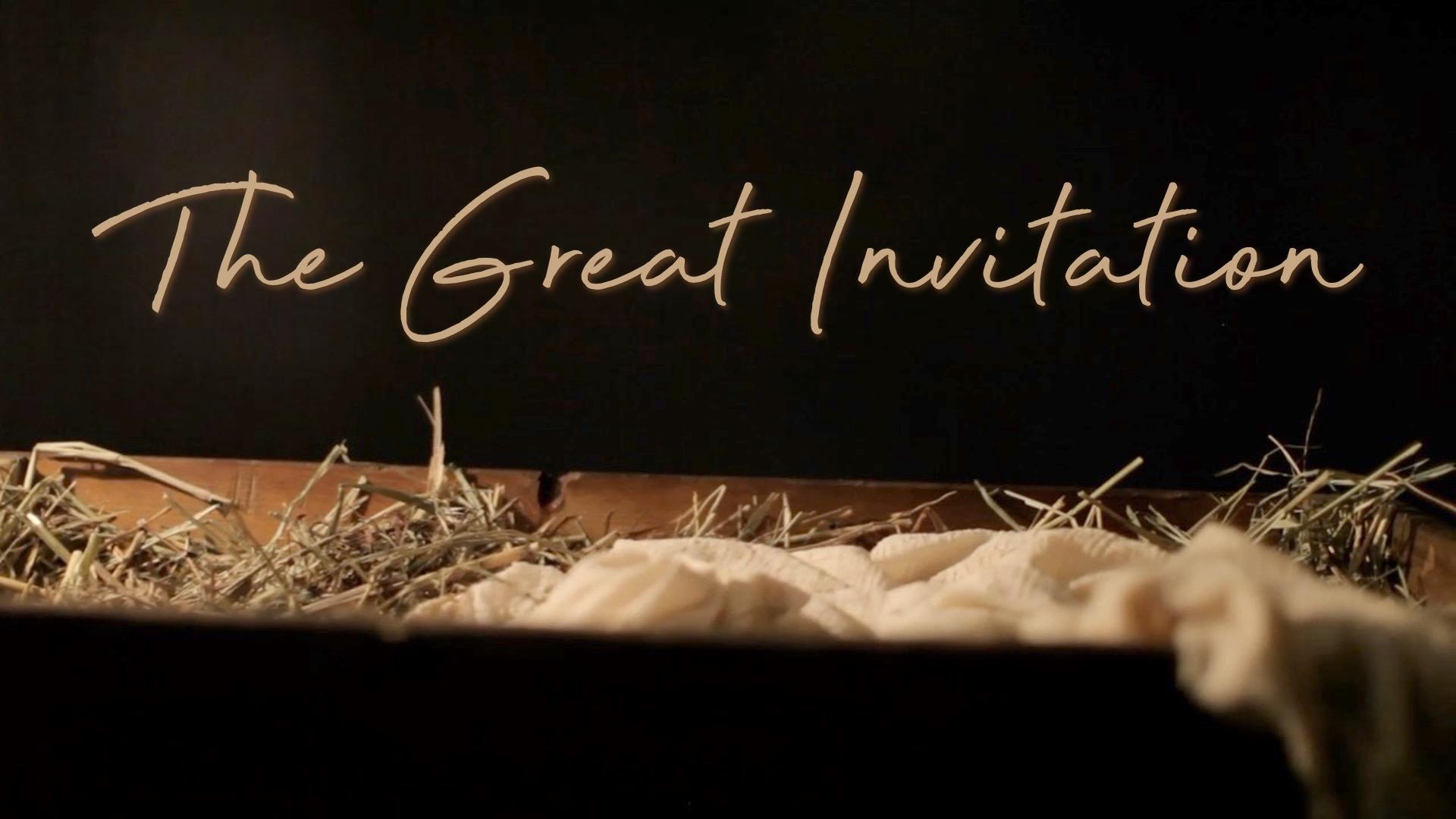 The Great Invitation